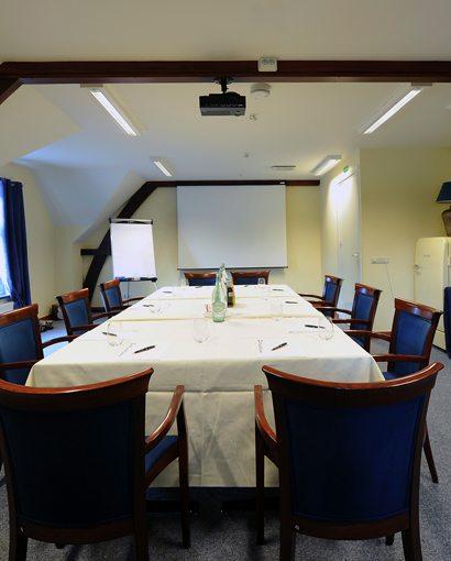 Trainingen en vergaderingen